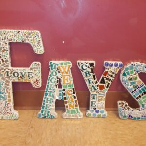 Fays mosaic